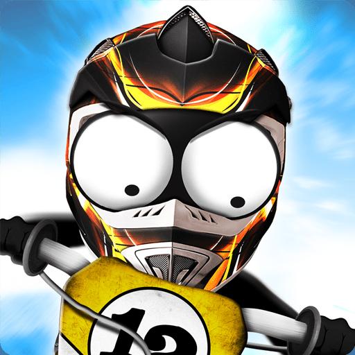 Stickman Downhill - Motocross 1.4