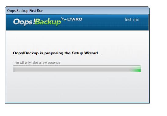 Oops!Backup