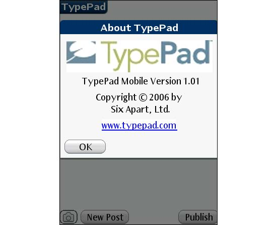 TypePad Mobile