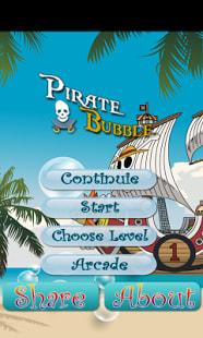 Pirate Bubble - Bubble Game