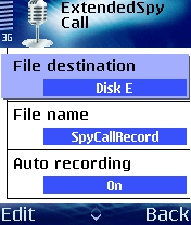 SpyCall