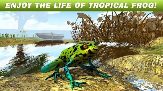Frog Survival Simulator 3D