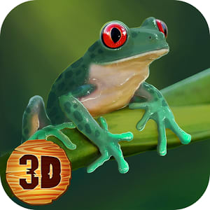 Frog Survival Simulator 3D