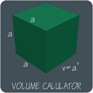 All Volume Calculator