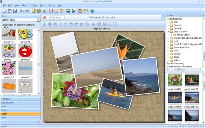 collaging software