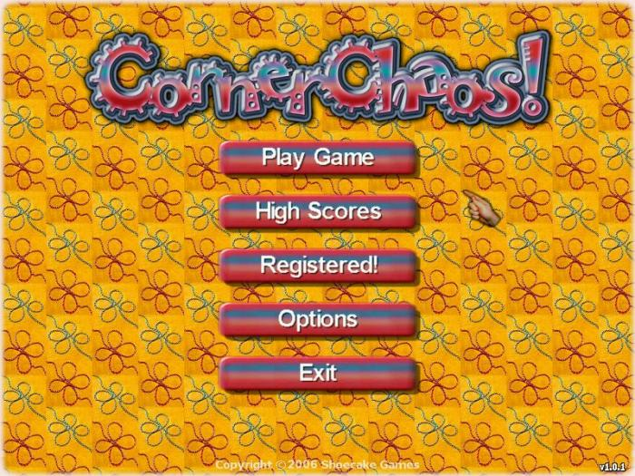 CornerChaos