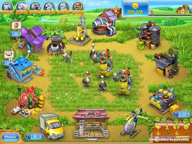 Farm Frenzy: Russian Roulette