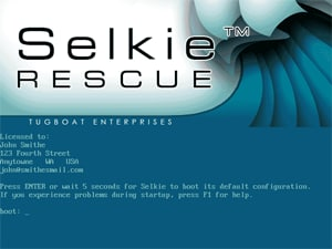 Selkie Rescue Data Recovery
