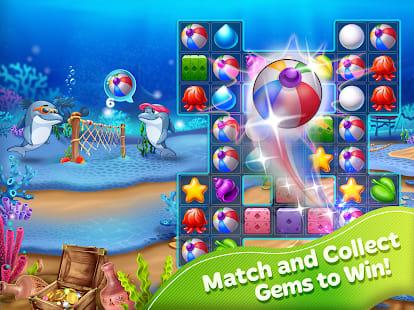 Reef Rescue Match 3 Adventure