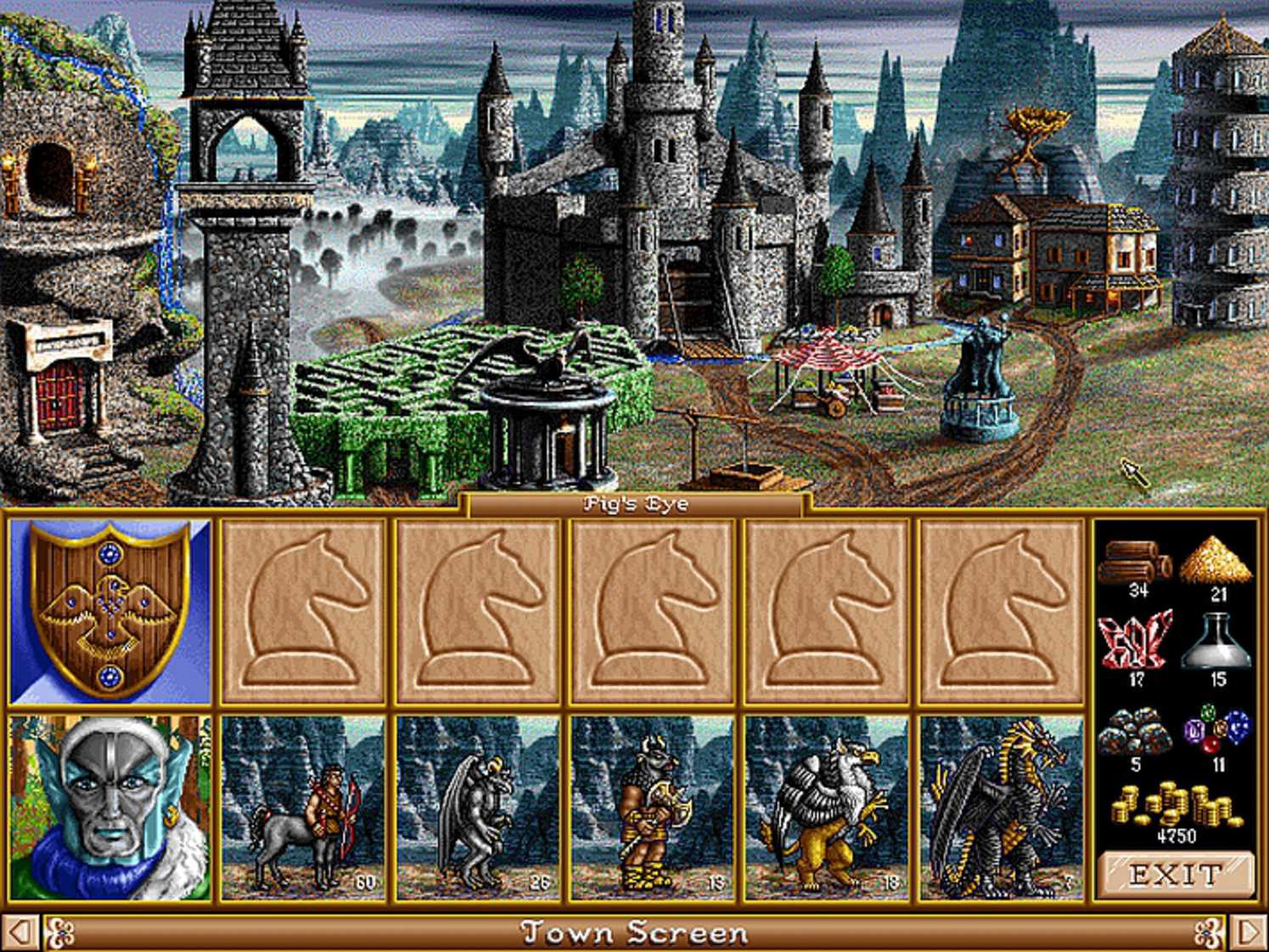 how to play heroes of might and magic 3