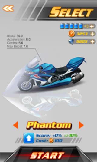 Crazy Moto Racing 3D