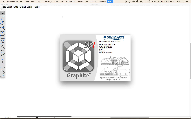 Graphite v10  SP1