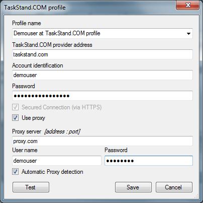 TaskStand.COM Connector