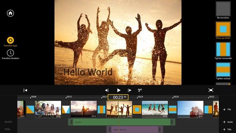 Movie Edit Touch 2 pour Windows 10