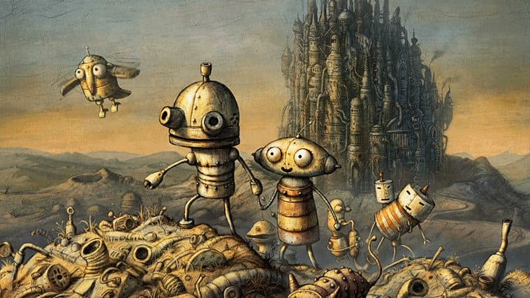 Machinarium for Windows 10