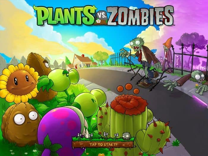 Plants vs Zombies fr Android  Download