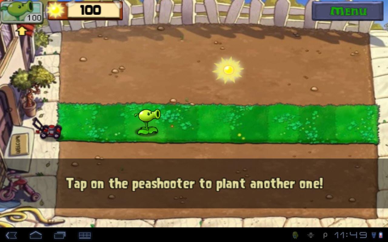 plants vs zombies windows phone 7 full