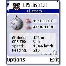 GPS Disp