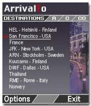 ArrivalTo Travel Browser
