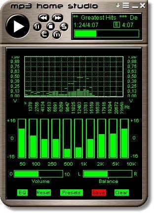 MP3 Home Studio Deluxe