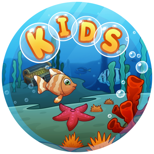 Baby Fishing: Bubbles for kids
