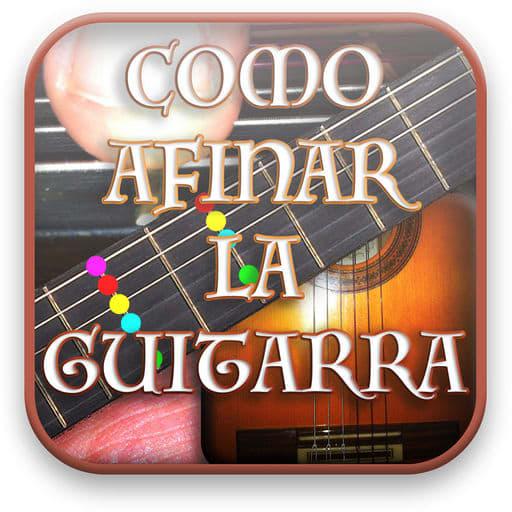 Como Afinar La Guitarra 2