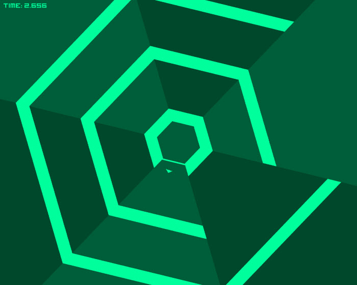Open Hexagon