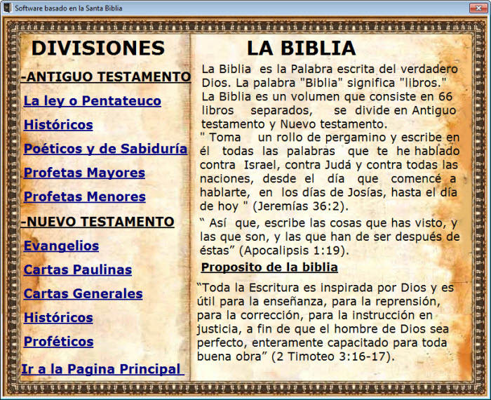 Bibliasoft