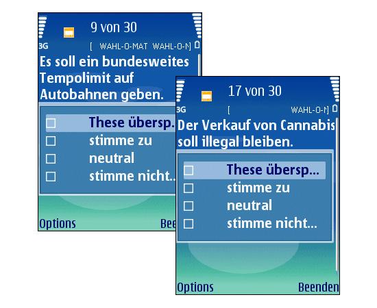 Wahl-O-Mat mobil
