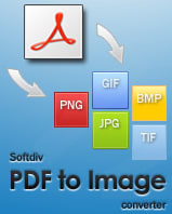 Softdiv PDF to Image Converter