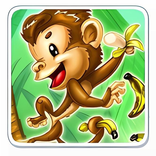 Monkey Jump Mobile