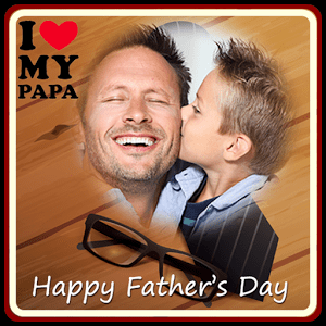 Father's Day Photo Frame 1.0