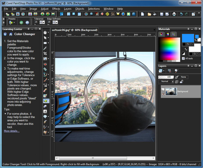 Corel paintshop pro 64 bit download for Paint pros