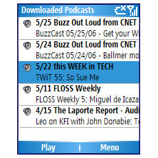 Pocket Podcasts