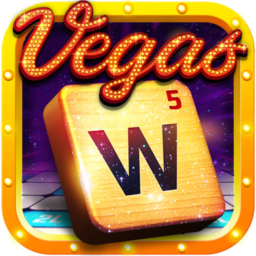 Vegas Words - Downtown Slots 3.79