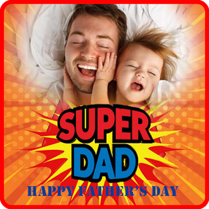 Happy Father's day frame 1.0