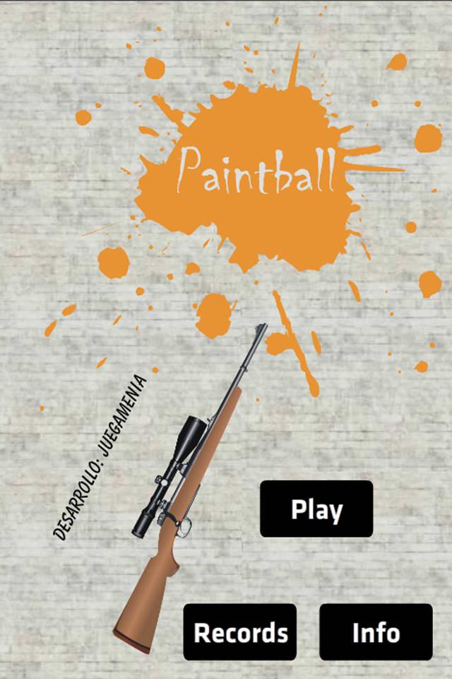 PaintballDisparos