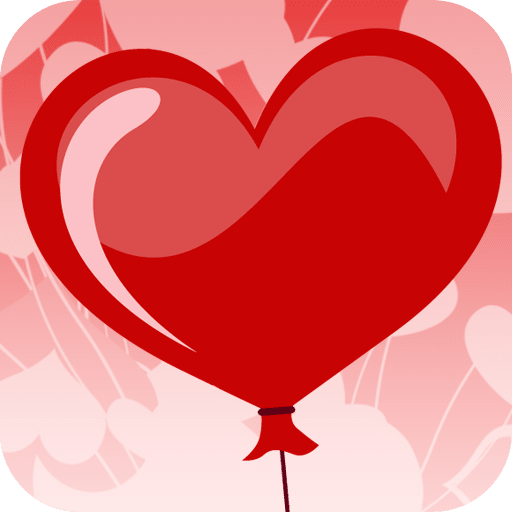 Heart Baloons Live Wallpaper