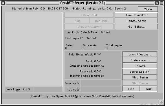 CrushFTP