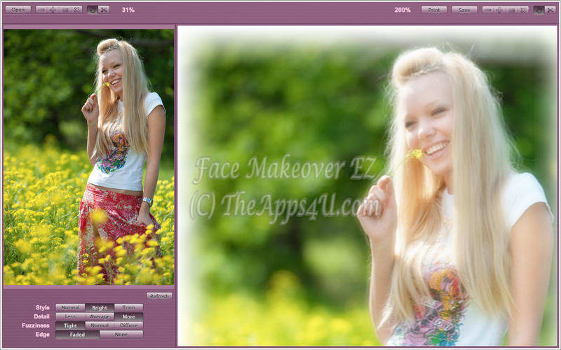 Face Makeover EZ