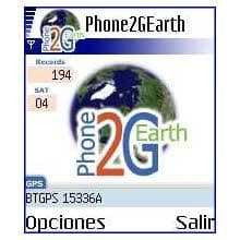 Phone2GEarth