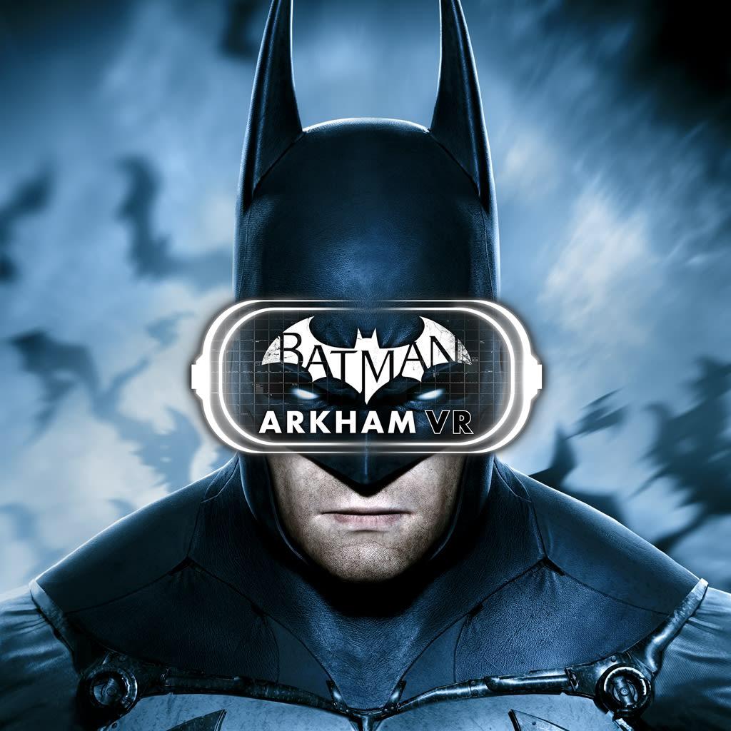 Batman: Arkham PS VR PS4