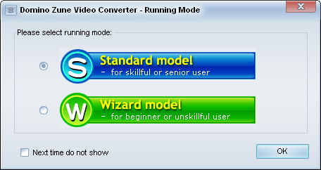 Domino Zune Video Converter
