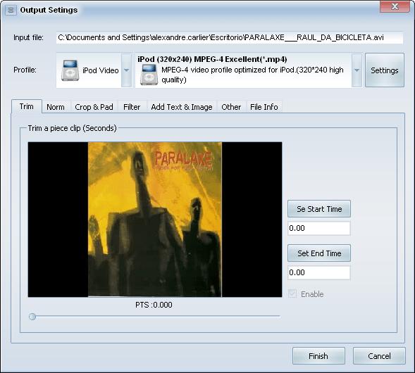 Domino iPod Video Converter