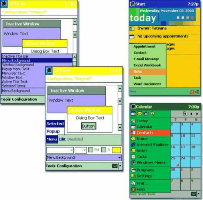 CETuner for Windows CE/Pocket PC