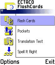 Lingvosoft FlashCards English-Spanish-English