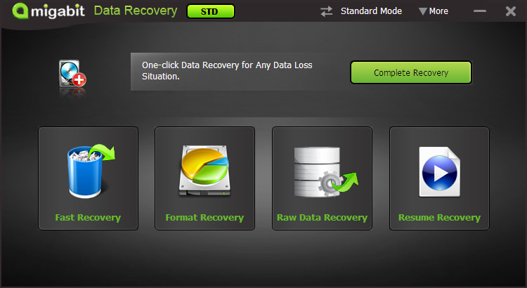 Amigabit Data Recovery