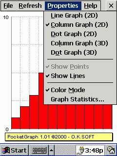 PocketGraph