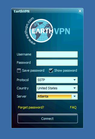 EarthVPN All In One VPN Client