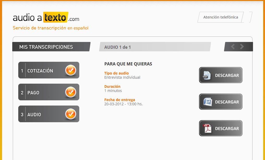 Audioatexto